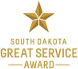 South Dakota Great Service Award